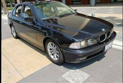 1999 BMW 5 Series for sale at Classic Car Deals in Cadillac MI