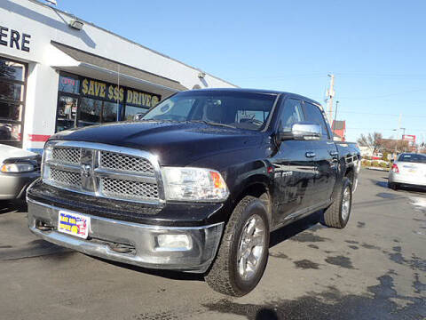 2009 Dodge Ram Pickup 1500 for sale at Tommy's 9th Street Auto Sales in Walla Walla WA