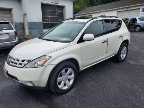 2007 Nissan Murano for sale at Driven Motors in Staunton VA