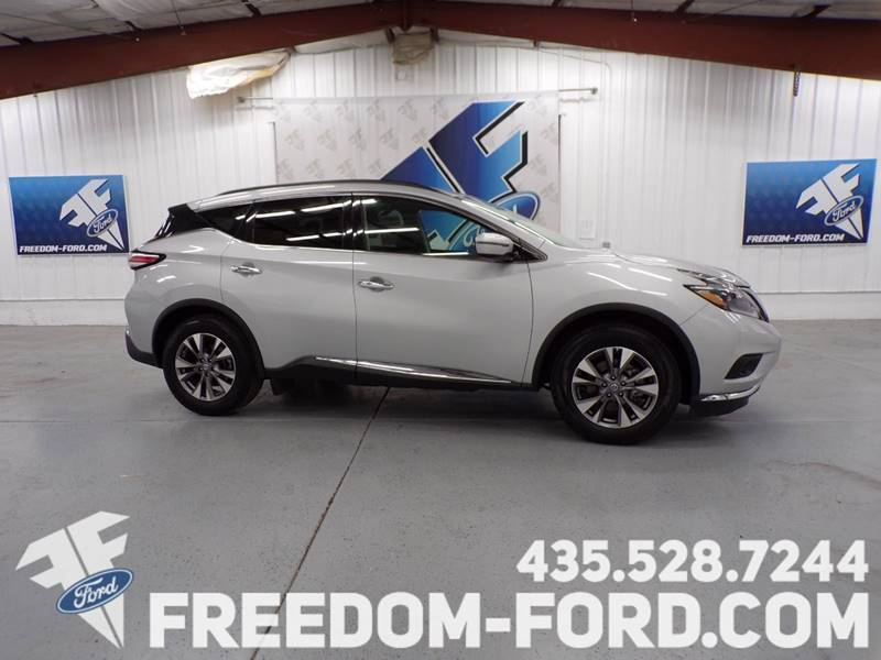 2018 Nissan Murano for sale at Freedom Ford Inc in Gunnison UT