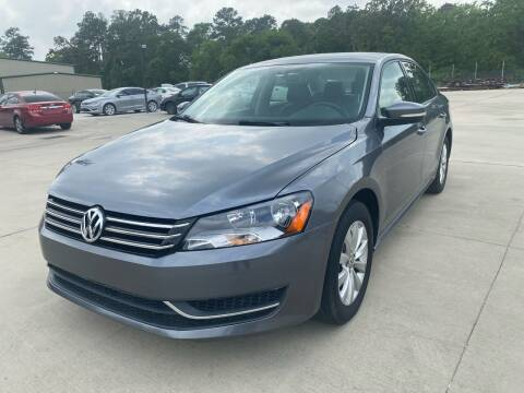 2015 Volkswagen Passat for sale at Auto Land Of Texas in Cypress TX