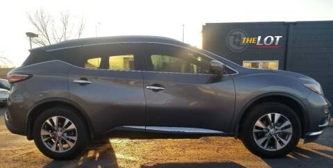 2015 Nissan Murano for sale at THE LOT in Sioux Falls SD