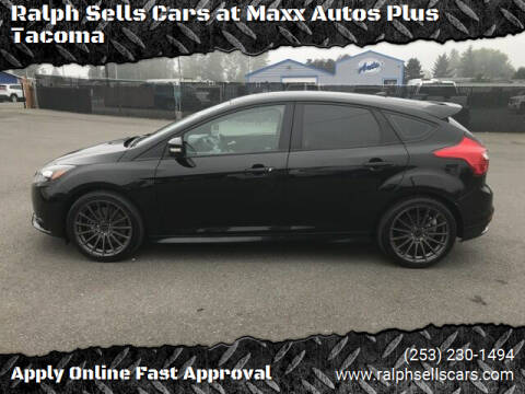 2013 Ford Focus for sale at Ralph Sells Cars at Maxx Autos Plus Tacoma in Tacoma WA