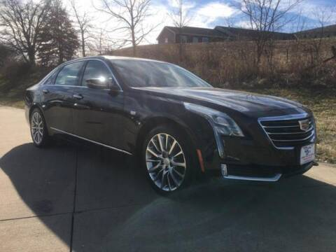 2017 Cadillac CT6 for sale at MODERN AUTO CO in Washington MO