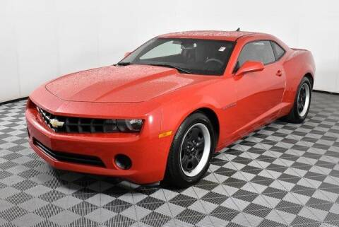 2013 Chevrolet Camaro for sale at Southern Auto Solutions-Jim Ellis Volkswagen Atlan in Marietta GA