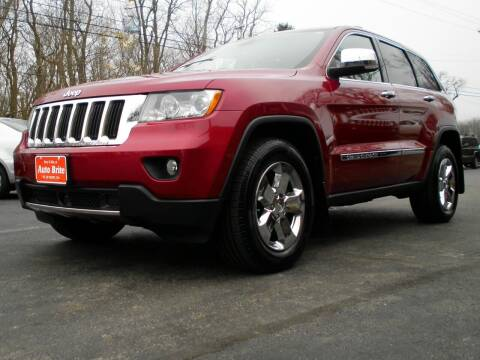 2012 Jeep Grand Cherokee for sale at Auto Brite Auto Sales in Perry OH