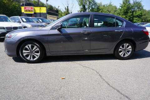 2015 Honda Accord for sale at Bloom Auto in Ledgewood NJ