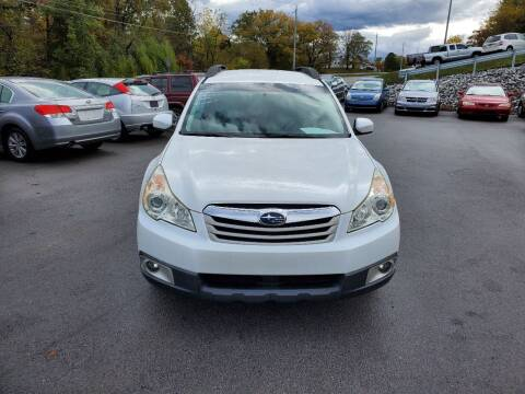 2010 Subaru Outback for sale at DISCOUNT AUTO SALES in Johnson City TN