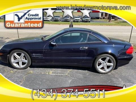 2005 Mercedes-Benz SL-Class for sale at Lakeview Motors in Clarksville VA