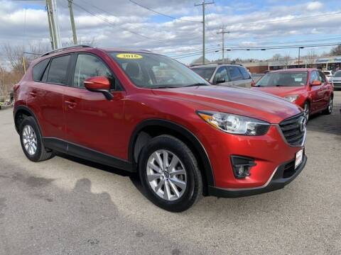 2016 Mazda CX-5 for sale at Matrix Autoworks in Nashua NH