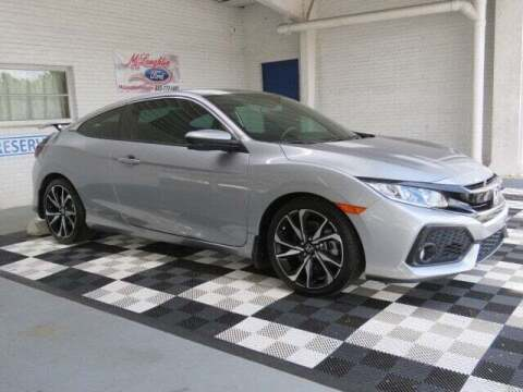 2018 Honda Civic for sale at McLaughlin Ford in Sumter SC
