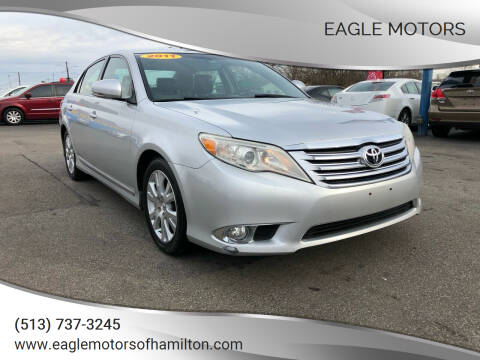 2011 Toyota Avalon for sale at Eagle Motors in Hamilton OH