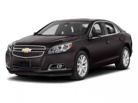 2013 Chevrolet Malibu for sale at HILAND TOYOTA in Moline IL