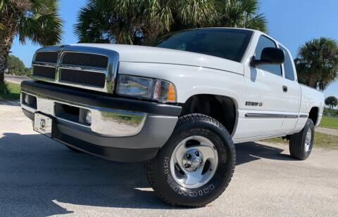1999 Dodge Ram Pickup 1500 for sale at PennSpeed in New Smyrna Beach FL