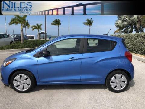 2018 Chevrolet Spark for sale at Niles Sales and Service in Key West FL