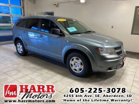2009 Dodge Journey for sale at Harr Motors Bargain Center in Aberdeen SD