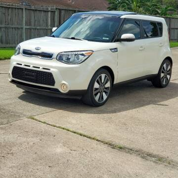 2016 Kia Soul for sale at MOTORSPORTS IMPORTS in Houston TX