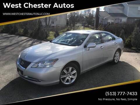 2008 Lexus ES 350 for sale at West Chester Autos in Hamilton OH
