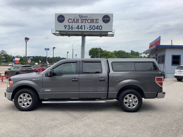 2011 Ford F-150 for sale at Your Car Store in Conroe TX
