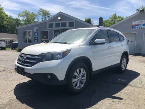 2014 Honda CR-V for sale at Top Line Import in Haverhill MA