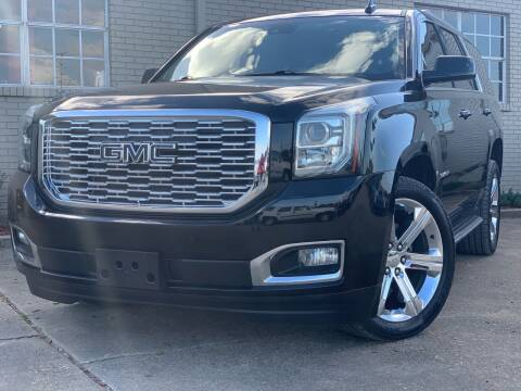 2016 GMC Yukon for sale at Quality Auto of Collins in Collins MS