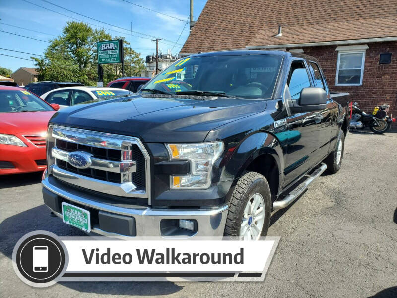 2017 Ford F-150 for sale at Kar Connection in Little Ferry NJ