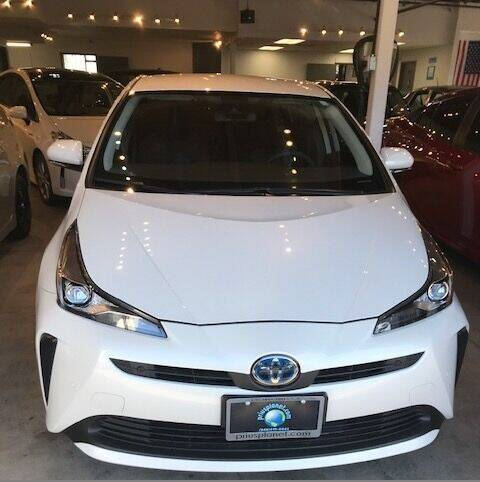 2020 Toyota Prius for sale at PRIUS PLANET in Laguna Hills CA