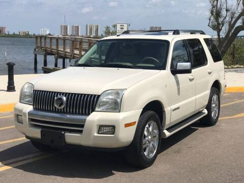 2007 Mercury Mountaineer for sale at Orlando Auto Sale in Port Orange FL