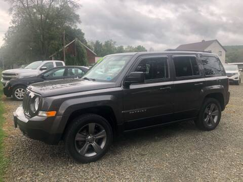 2015 Jeep Patriot for sale at Brush & Palette Auto in Candor NY