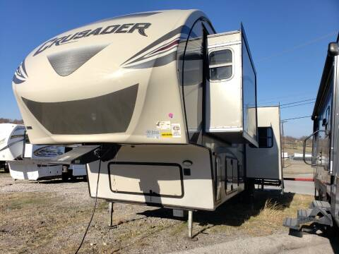 2017 Forest River crusader 360 for sale at Ultimate RV in White Settlement TX