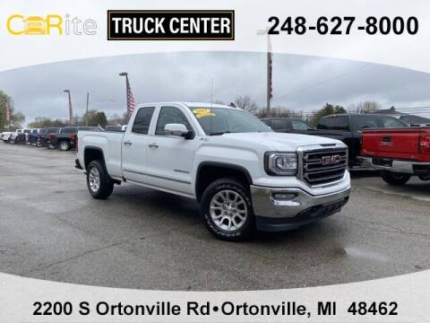 2017 GMC Sierra 1500 for sale at Carite Truck Center in Ortonville MI