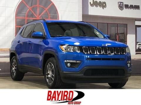 2019 Jeep Compass for sale at Bayird Truck Center in Paragould AR