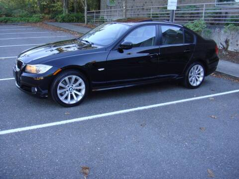 2011 BMW 3 Series for sale at Western Auto Brokers in Lynnwood WA