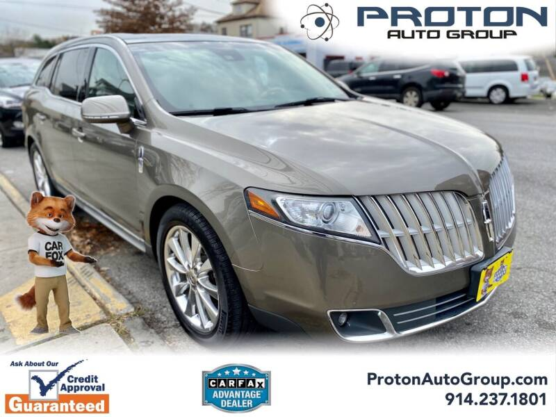 2012 Lincoln MKT for sale at Proton Auto Group in Yonkers NY