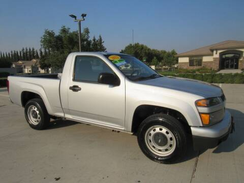 2012 Chevrolet Colorado for sale at Repeat Auto Sales Inc. in Manteca CA