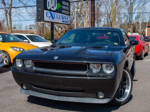 2009 Dodge Challenger for sale at EXCLUSIVE MOTORS in Virginia Beach VA