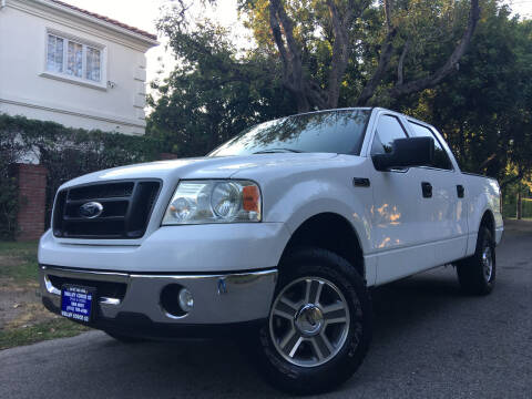 2006 Ford F-150 for sale at Valley Coach Co Sales & Lsng in Van Nuys CA