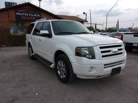 2009 Ford Expedition for sale at Auto Click in Tucson AZ