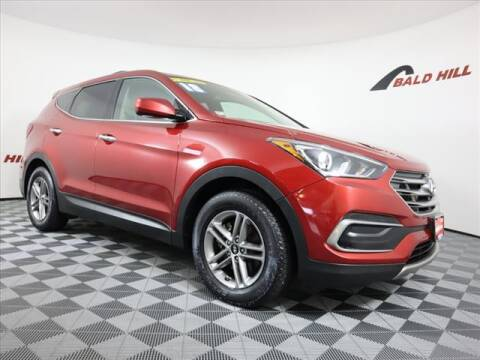 2018 Hyundai Santa Fe Sport for sale at Bald Hill Kia in Warwick RI