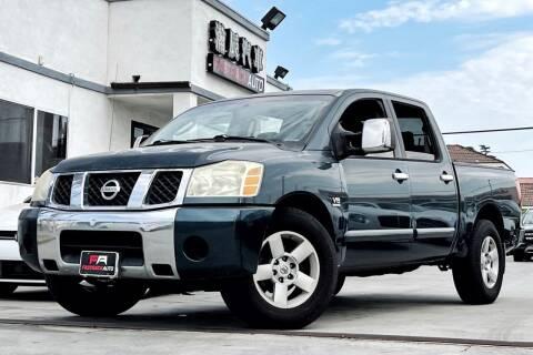 2004 Nissan Titan for sale at Fastrack Auto Inc in Rosemead CA