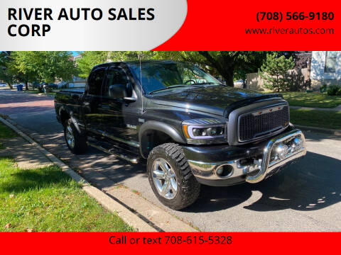 2008 Dodge Ram Pickup 1500 for sale at RIVER AUTO SALES CORP in Maywood IL