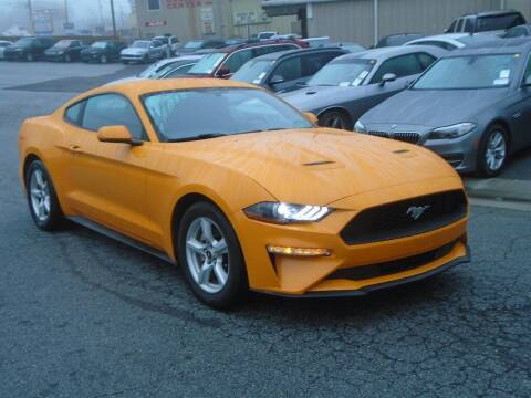 2018 Ford Mustang for sale at AutoStar Norcross in Norcross GA