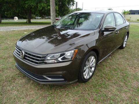 2019 Volkswagen Passat for sale at Park Avenue Motors in New Smyrna Beach FL