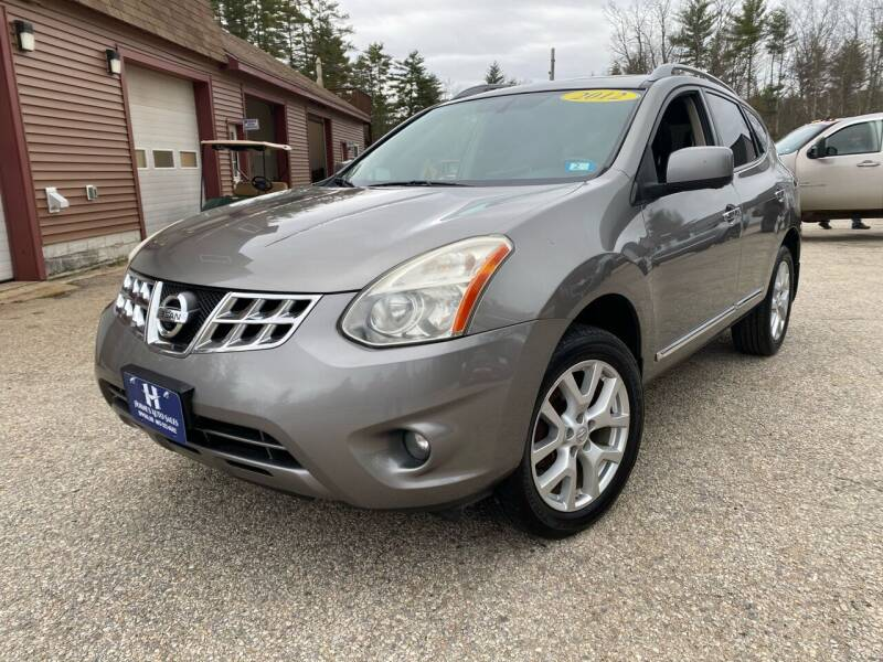 2012 Nissan Rogue for sale at Hornes Auto Sales LLC in Epping NH