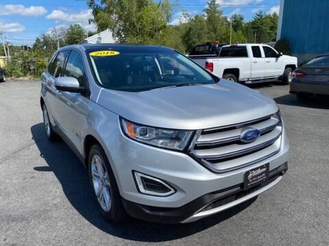 2018 Ford Edge for sale at Platinum Auto in Abington MA