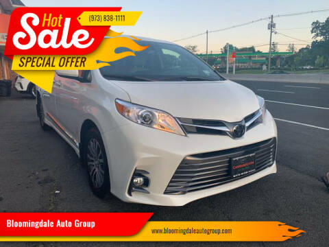 2018 Toyota Sienna for sale at Bloomingdale Auto Group - The Car House in Butler NJ