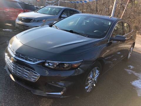 2018 Chevrolet Malibu for sale at Matt Jones Preowned Auto in Wheeling WV