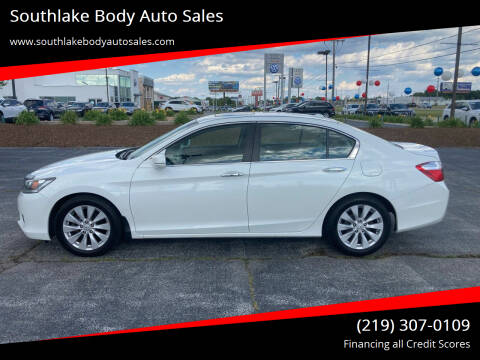 2013 Honda Accord for sale at Southlake Body Auto Sales in Merrillville IN