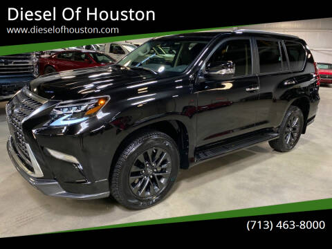 2020 Lexus GX 460 for sale at Diesel Of Houston in Houston TX