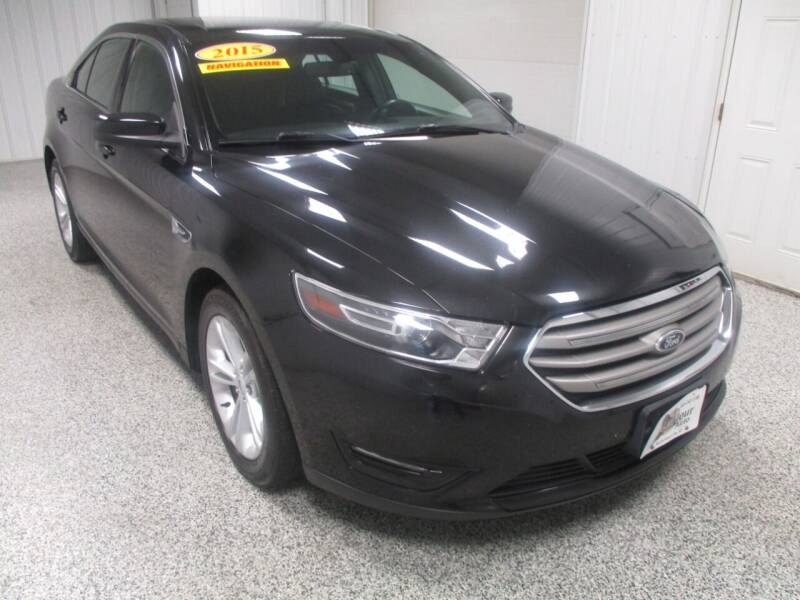 2015 Ford Taurus for sale at LaFleur Auto Sales in North Sioux City SD